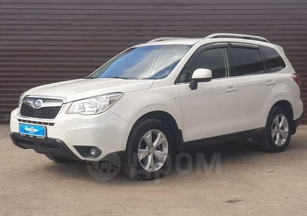 Subaru Forester, 2015 год, 1 200 000 руб.