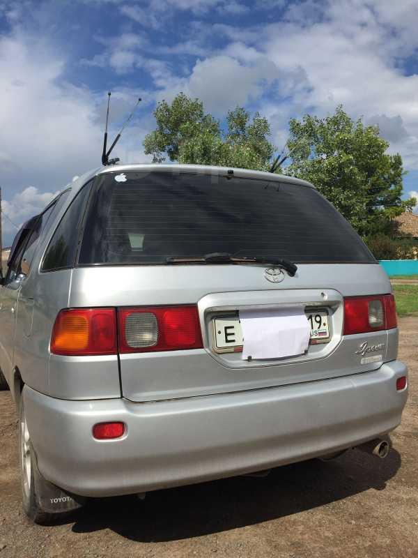 Toyota Ipsum, 1997 год, 330 000 руб.