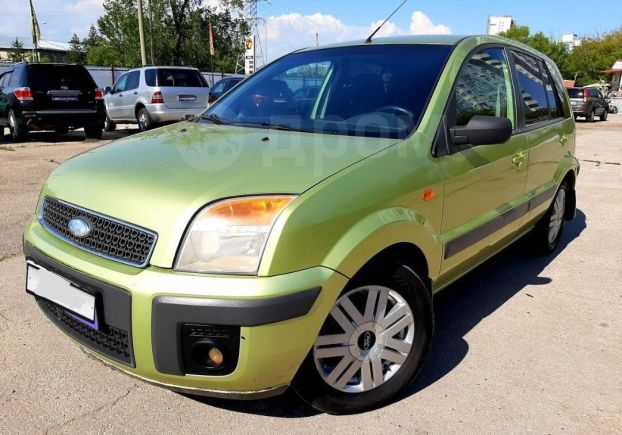 Ford Fusion, 2007 год, 227 000 руб.