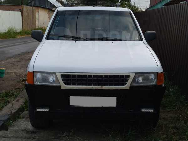 Opel Frontera, 1992 год, 210 000 руб.