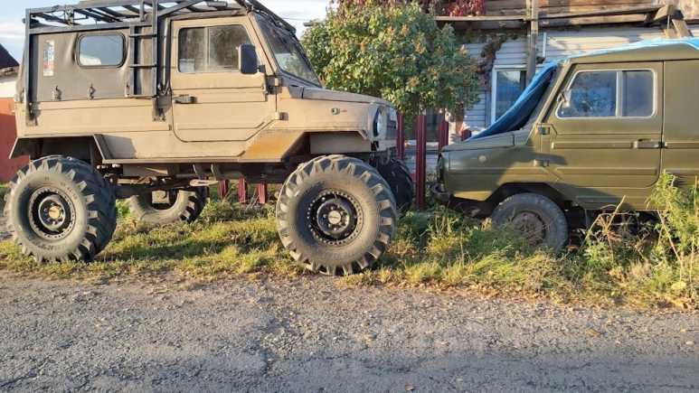 ЛуАЗ ЛуАЗ, 1985 год, 42 000 руб.