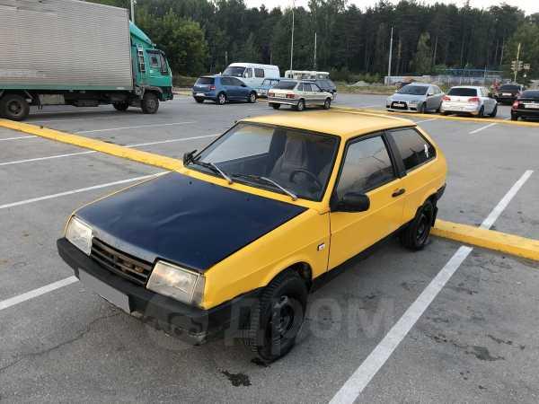 Лада 2108, 1986 год, 35 000 руб.
