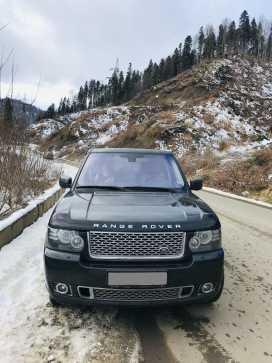 Краснодар Range Rover 2012