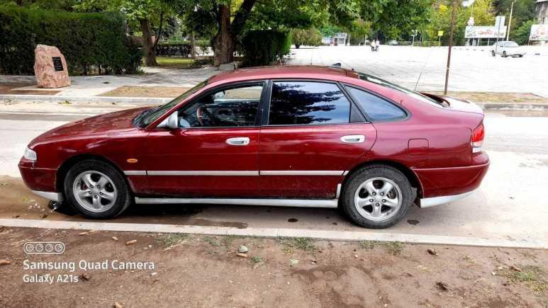 Mazda 626, 1996 год, 185 000 руб.