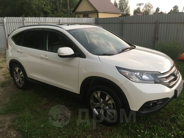 Honda CR-V, 2013 год, 1 450 000 руб.