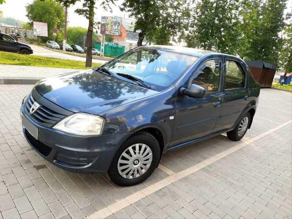 Dacia Logan, 2008 год, 170 000 руб.