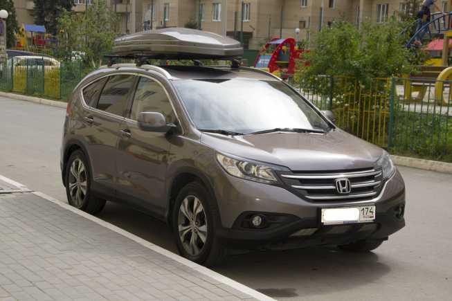 Honda CR-V, 2014 год, 1 350 000 руб.