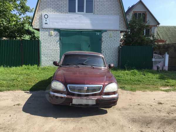 ГАЗ 31105 Волга, 2004 год, 53 500 руб.