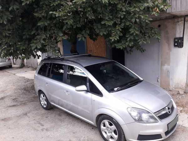 Opel Zafira, 2007 год, 385 000 руб.