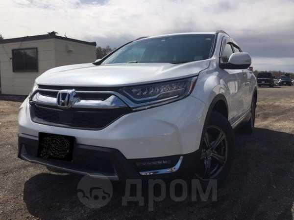Honda CR-V, 2018 год, 1 300 000 руб.