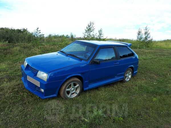 Лада 2108, 1997 год, 120 000 руб.