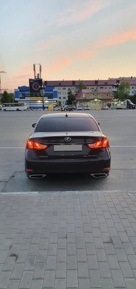 Южно-Сахалинск GS350 2012