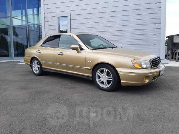 Hyundai XG, 2001 год, 155 000 руб.