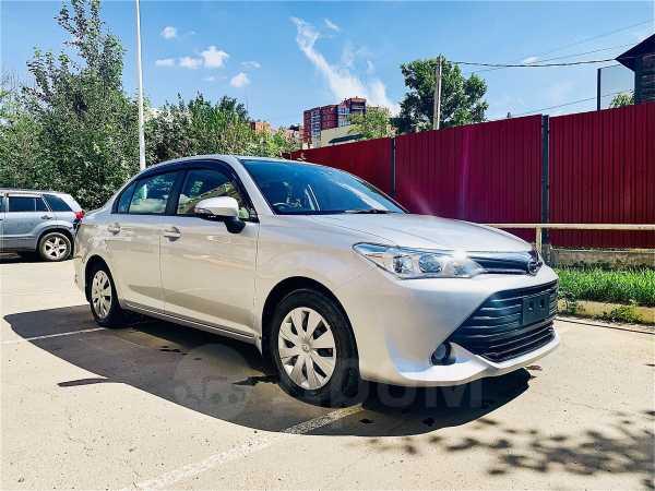 Toyota Corolla Axio, 2017 год, 737 000 руб.