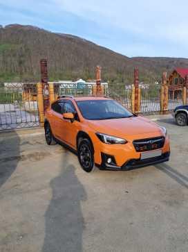 Петропавловск-Камчатский Subaru XV 2017