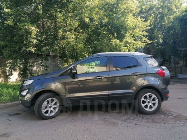 Ford EcoSport, 2018 год, 1 137 000 руб.
