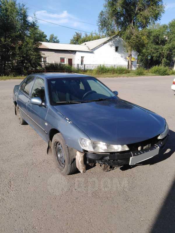 Peugeot 406, 2002 год, 150 000 руб.