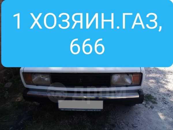 Лада 2105, 2007 год, 127 000 руб.