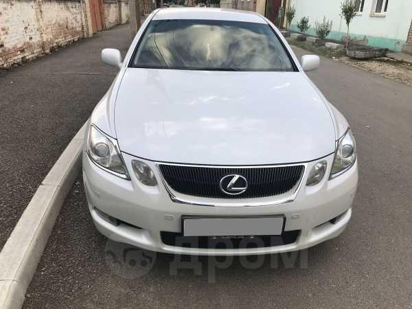 Lexus GS300, 2007 год, 850 000 руб.