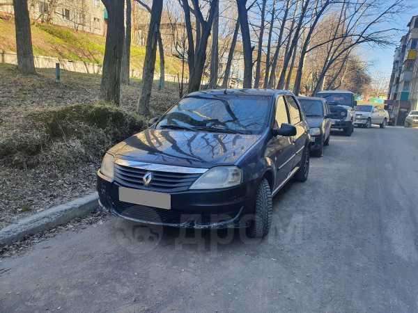 Renault Logan, 2010 год, 100 000 руб.