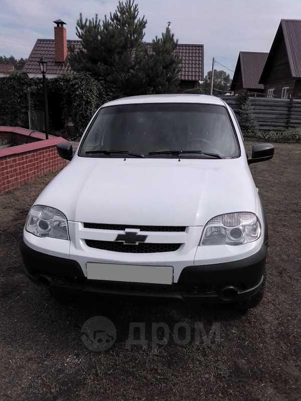 Chevrolet Niva, 2016 год, 448 000 руб.