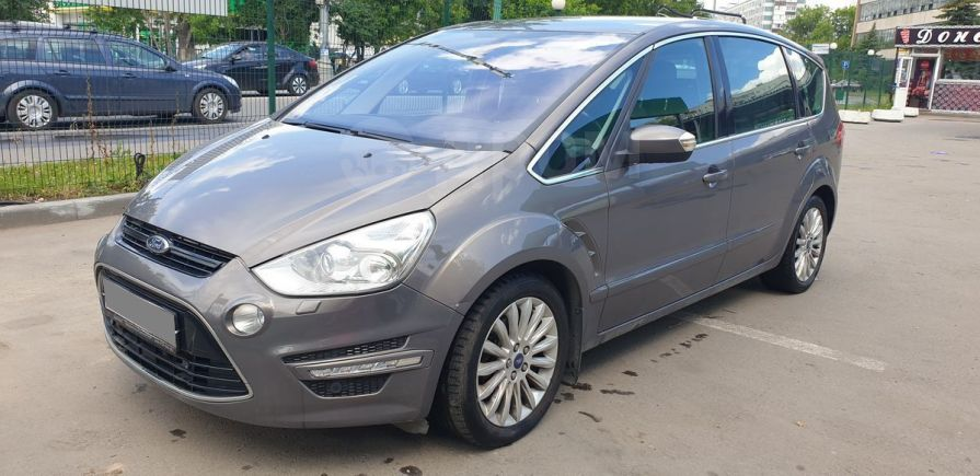 Ford S-MAX, 2012 год, 799 000 руб.