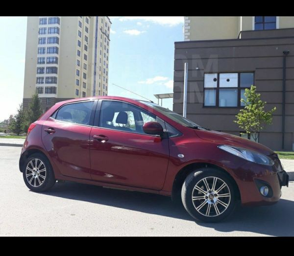 Mazda Mazda2, 2010 год, 490 000 руб.