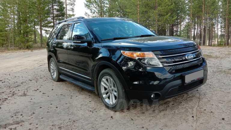Ford Explorer, 2013 год, 1 479 000 руб.