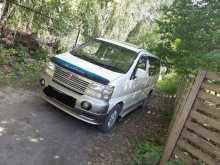Новосибирск Elgrand 1999