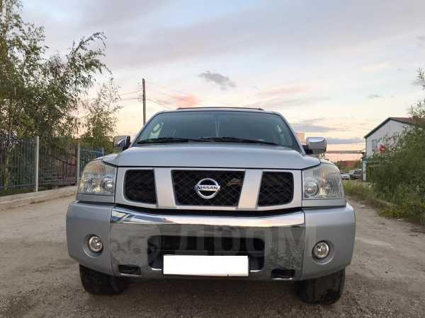 Nissan Armada, 2004 год, 695 000 руб.