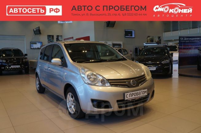 Nissan Note, 2010 год, 398 000 руб.