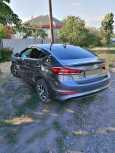 Hyundai Elantra, 2017 год, 927 000 руб.