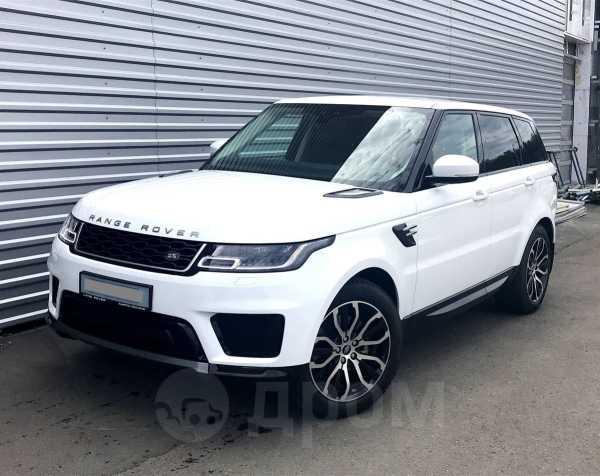 Land Rover Range Rover Sport, 2018 год, 5 310 000 руб.
