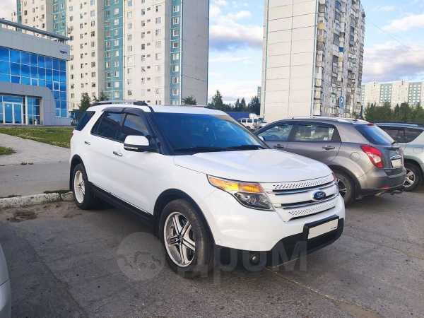 Ford Explorer, 2013 год, 1 100 000 руб.
