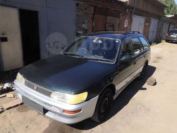 Toyota Corolla, 1996 год, 117 000 руб.