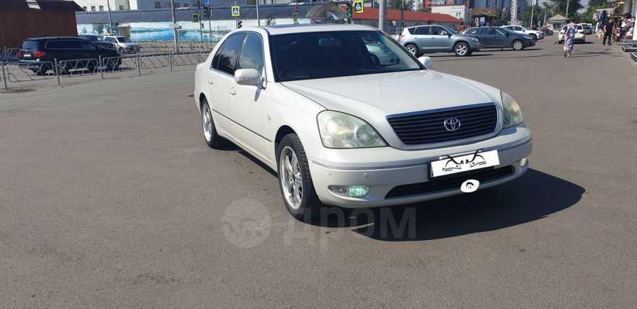 Toyota Celsior, 2001 год, 459 000 руб.