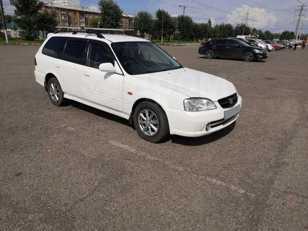Honda Orthia, 2001 год, 255 000 руб.