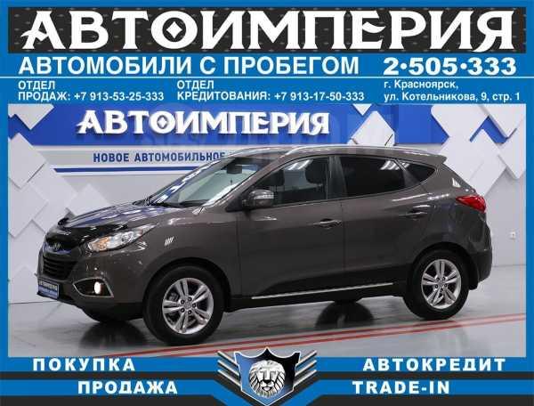 Hyundai ix35, 2011 год, 808 000 руб.