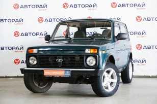 Ульяновск 4x4 2121 Нива 2011