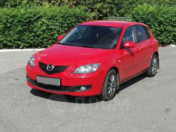 Mazda Mazda3, 2007 год, 390 000 руб.