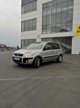 Барнаул Ford Fusion 2010