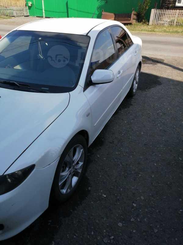 Mazda Mazda6, 2005 год, 240 000 руб.