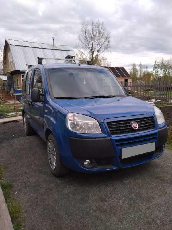 Fiat Doblo, 2013 год, 380 000 руб.