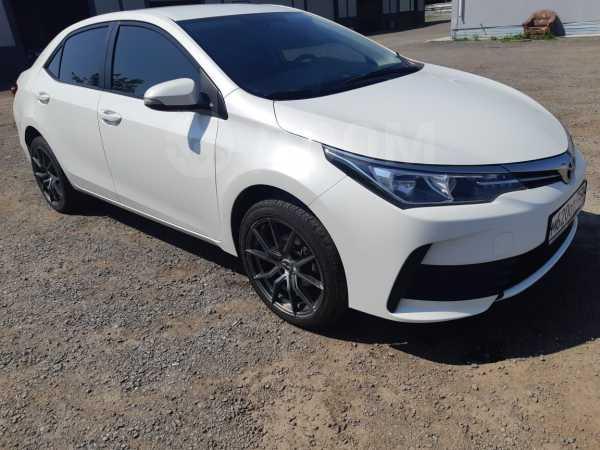 Toyota Corolla, 2017 год, 1 000 000 руб.