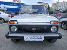 Казань 4x4 2131 Нива 2011