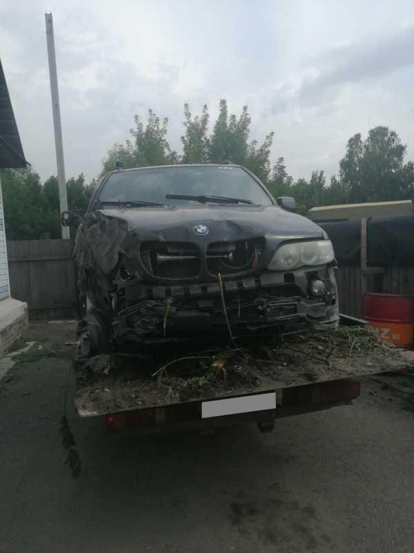 BMW X5, 2004 год, 220 000 руб.