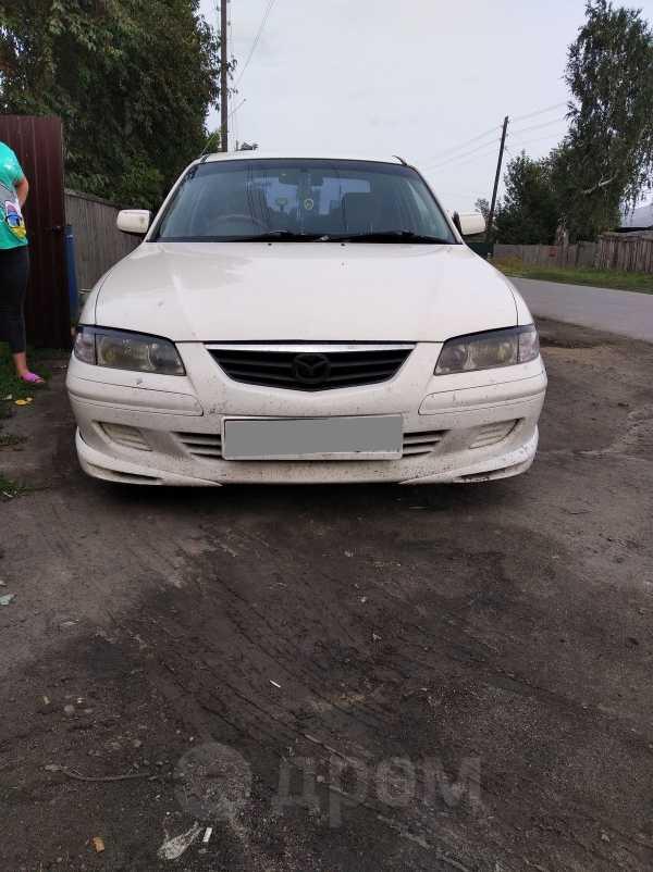 Mazda Capella, 2001 год, 190 000 руб.