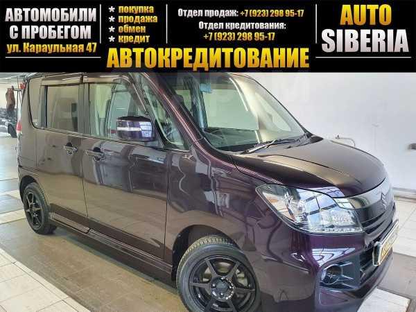 Suzuki Solio, 2014 год, 527 000 руб.