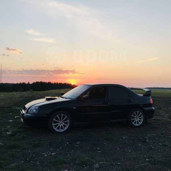 Subaru Impreza, 2005 год, 520 000 руб.