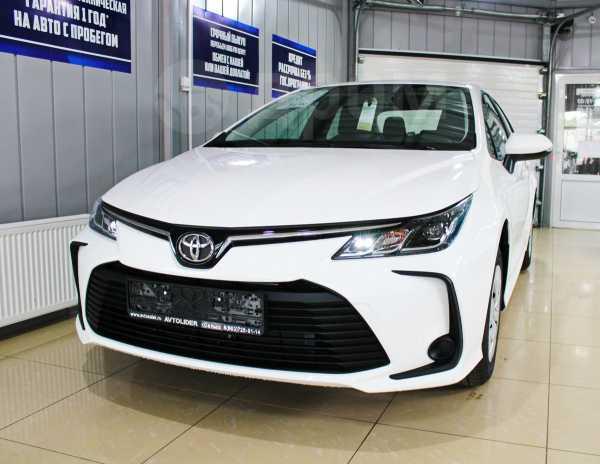 Toyota Corolla, 2020 год, 1 272 900 руб.